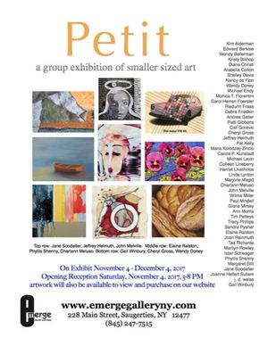 Emerge Gallery Petit show
